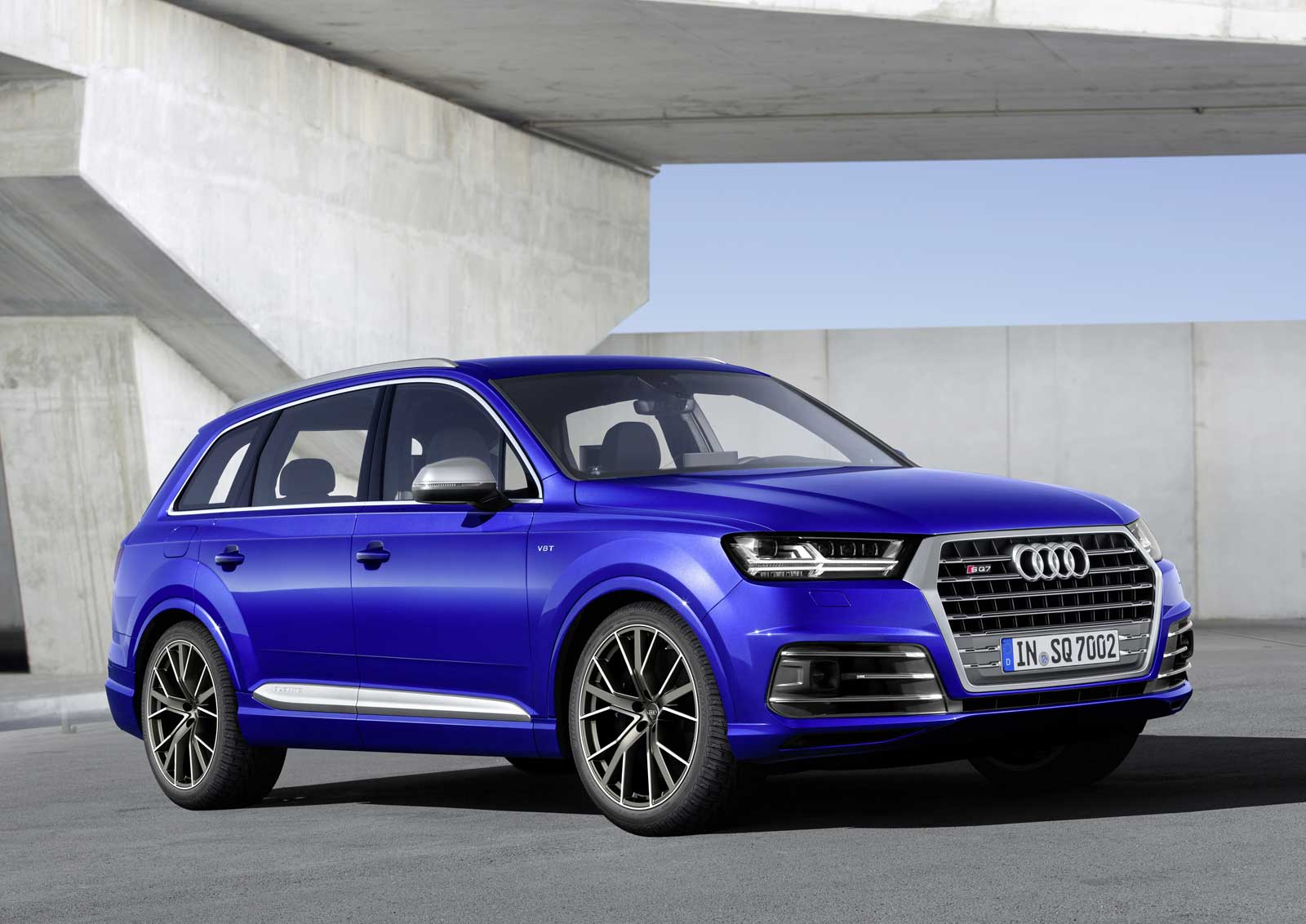 Audi Sq7 Usa Release >> Audi Sq7 Tdi Features Three Blowers 48 Volt Electrical System