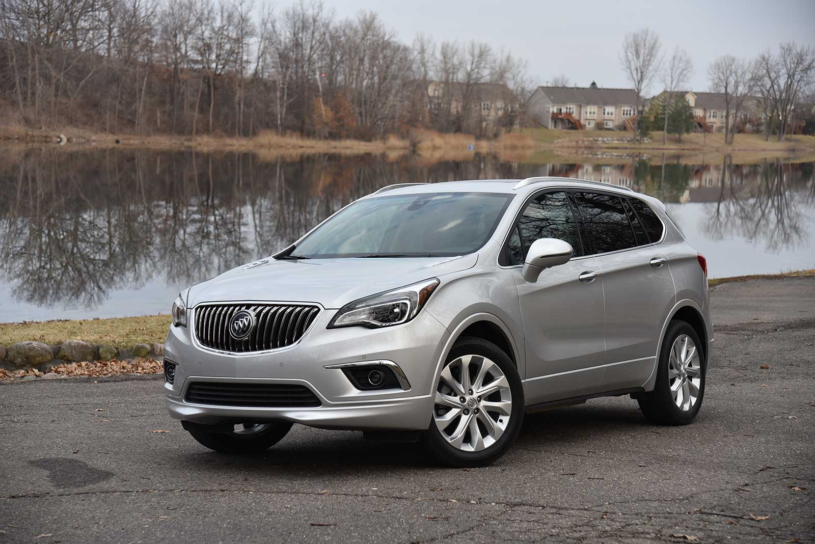 2017 buick envision review curbed with craig cole news. Black Bedroom Furniture Sets. Home Design Ideas
