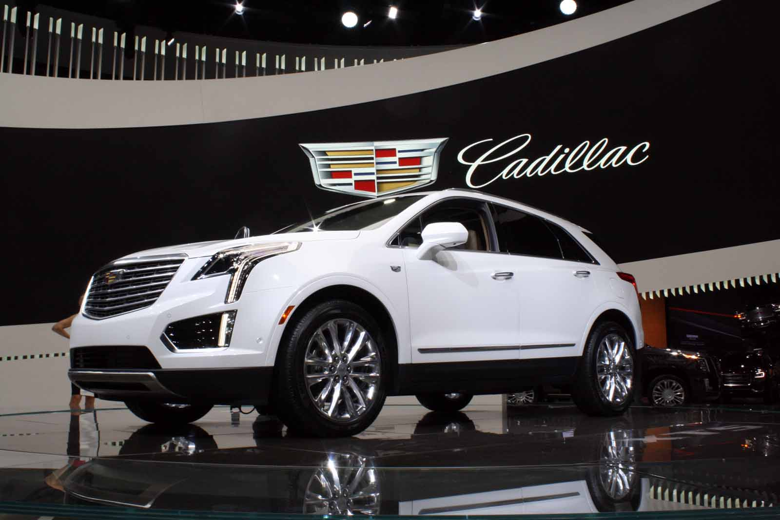cadillac compact crossover due in 2018 news. Black Bedroom Furniture Sets. Home Design Ideas