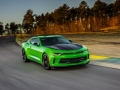 2017 Chevrolet Camaro 1LE performance package will be available on 1LT or 2LT coupes equipped with the 3.6L V6
