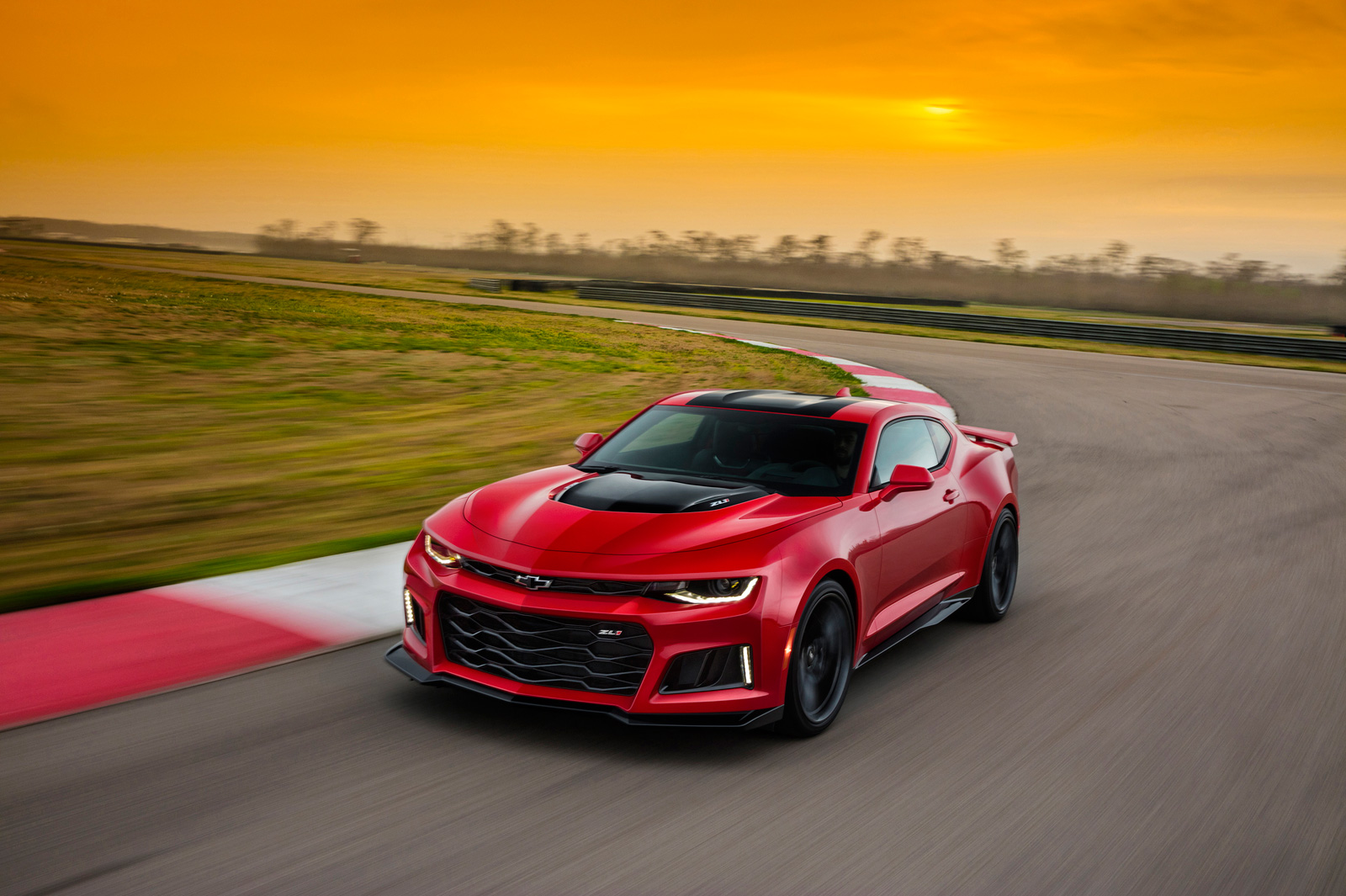 Chevy Camaro Zl1 Hits 60 Mph In First Gear With Manual