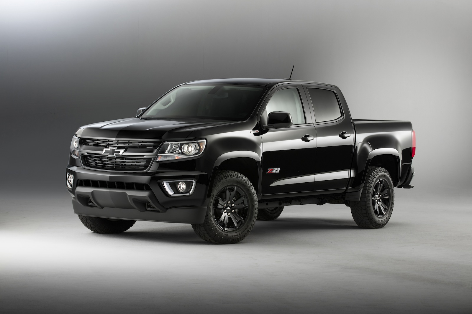 2016 chevy trucks go dark with midnight editions » autoguide news