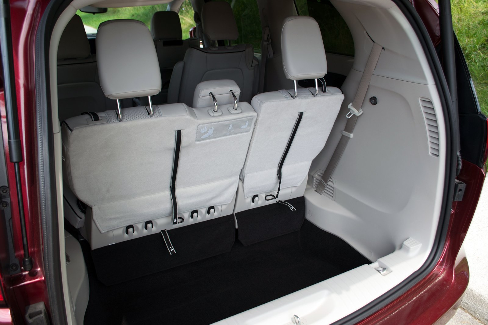 Chrysler Pacifica Trunk Space Free Download Playapk Co