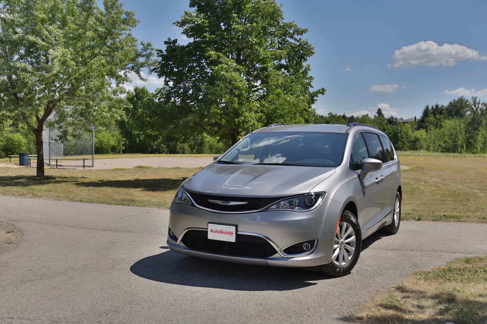 2016 chrysler pacifica review