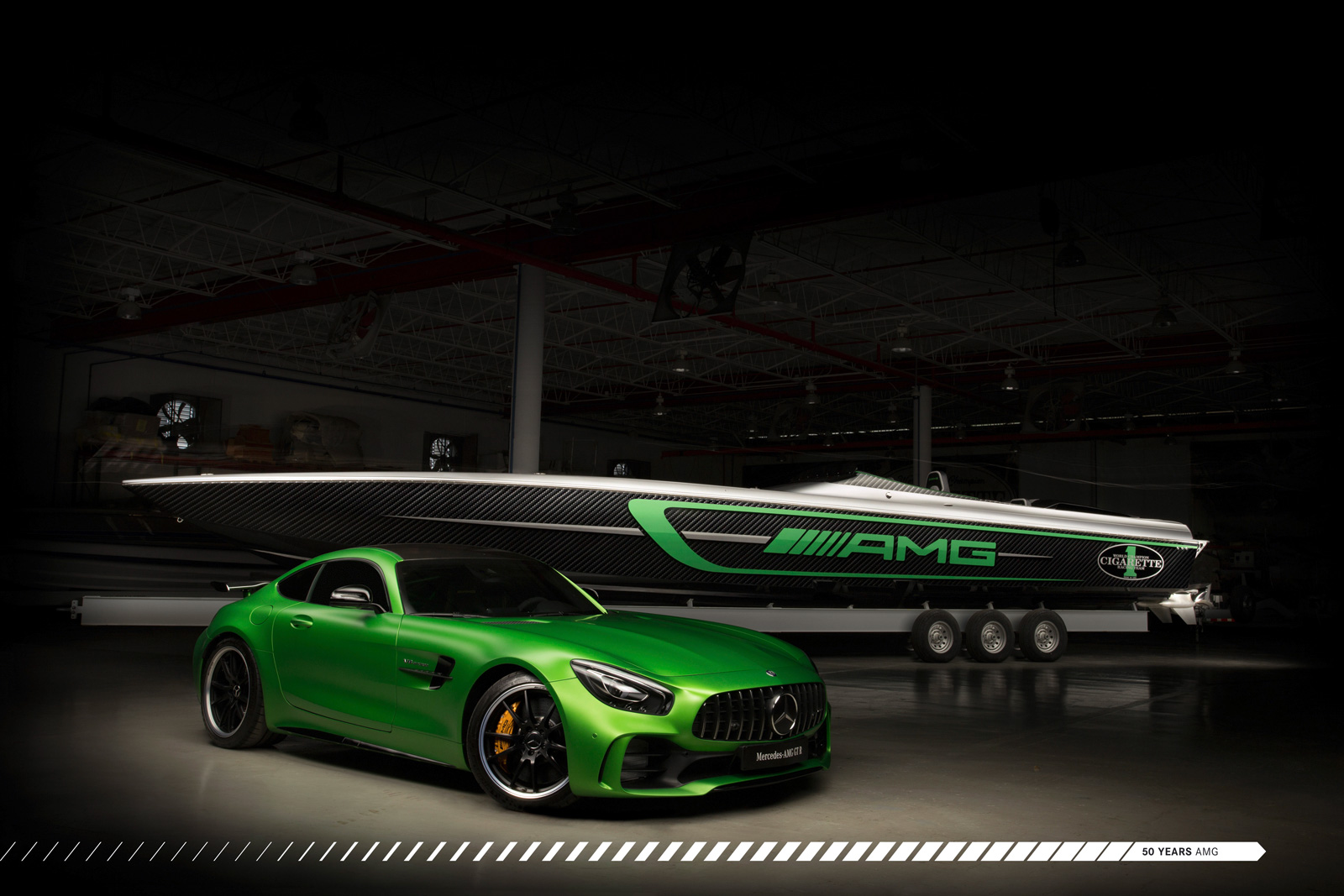 Who Wants to Drag Race This Mercedes-AMG Boat? » AutoGuide.com News