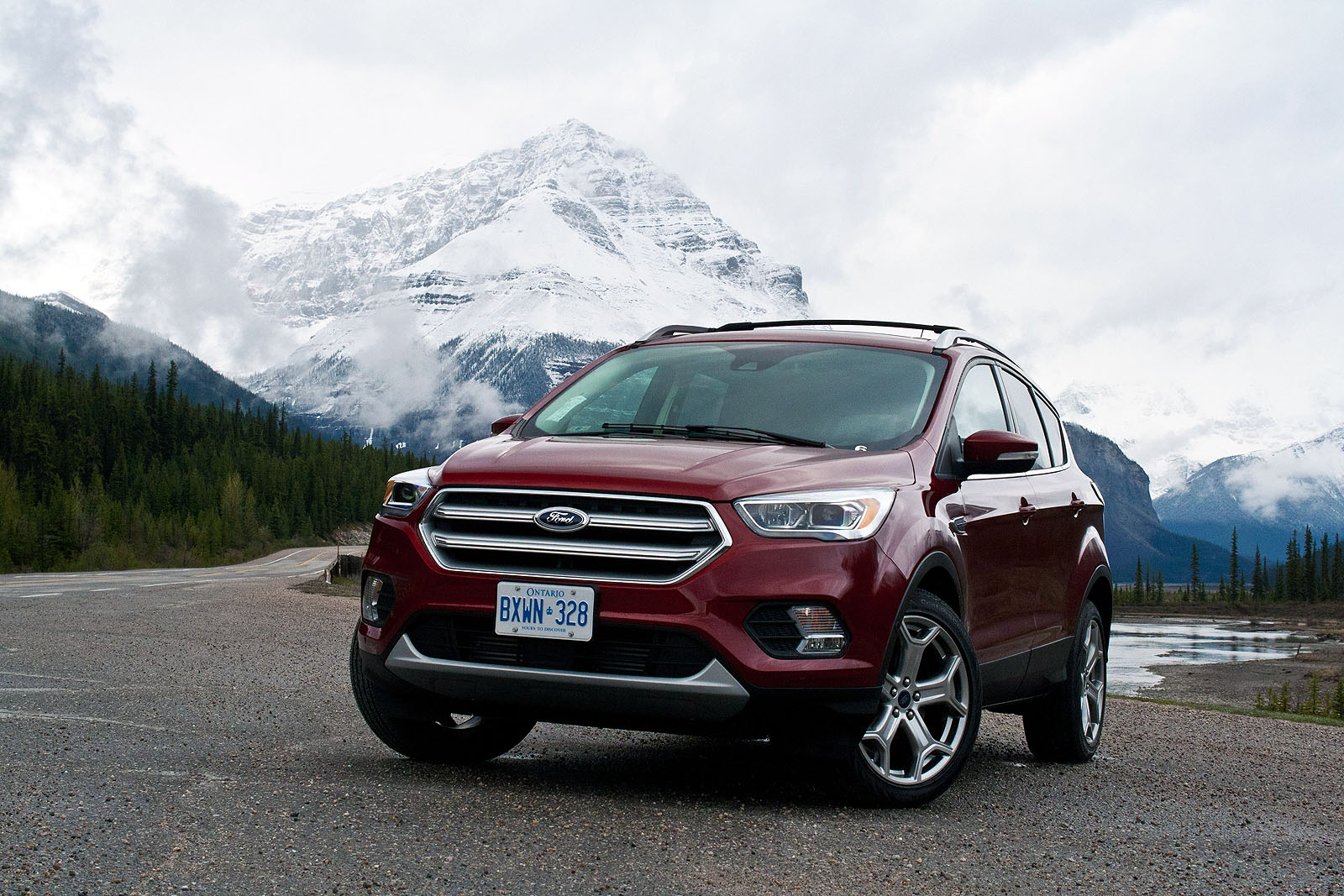 2017 Ford Escape 37