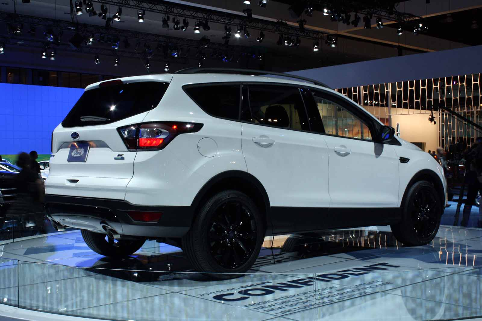 2017 Ford Escape 4 Things You Need to Know About the Refreshed