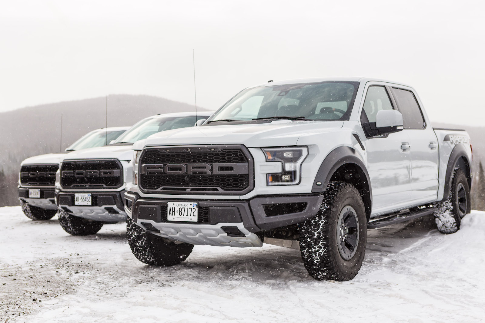 5 Things I Learned Ripping Through The Snow In A 2017 Ford F 150