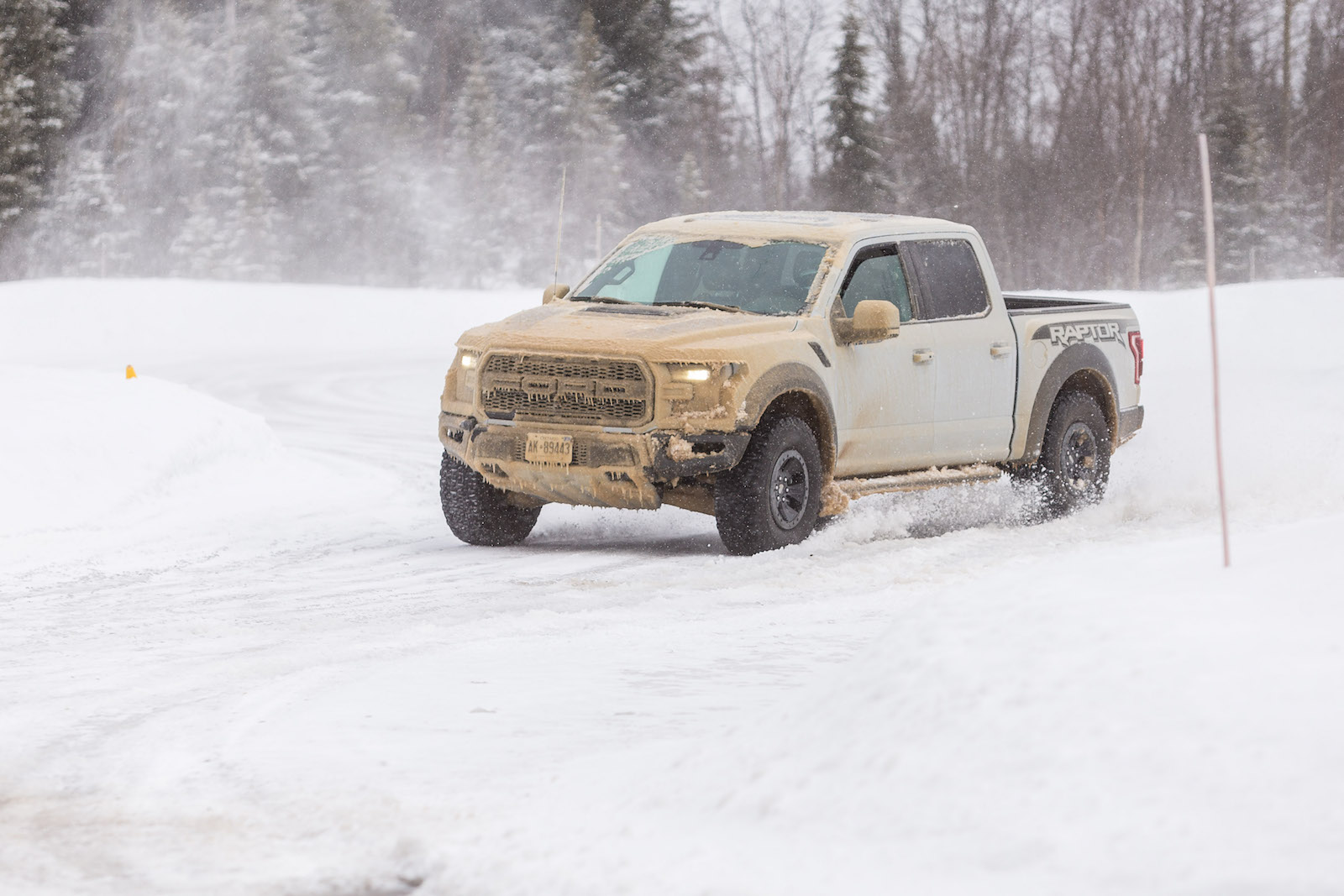 Image result for severe winter weather truck bed