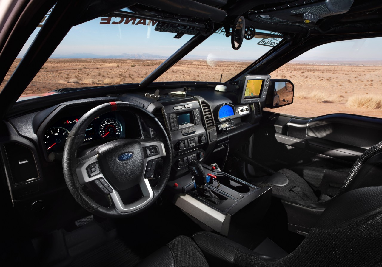 2017 Ford Raptor is Out to Prove it's the Best in the Desert