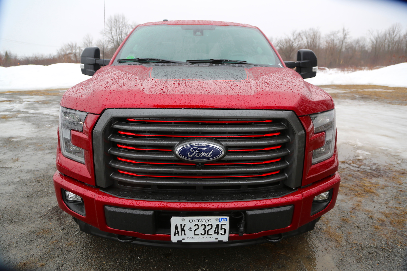 2017 Ford F 150 8