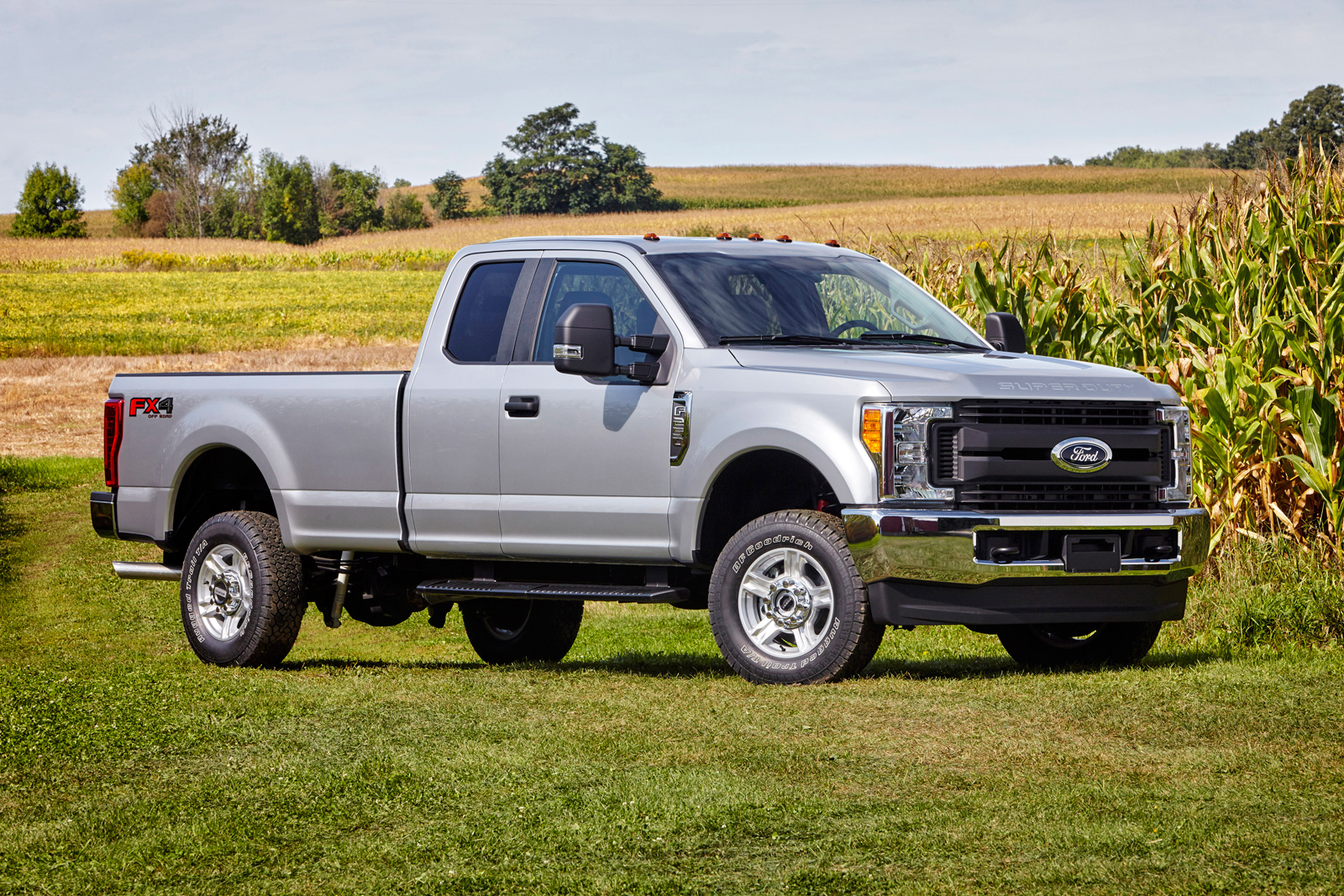 2017 Ford F 250 Xl Super Duty