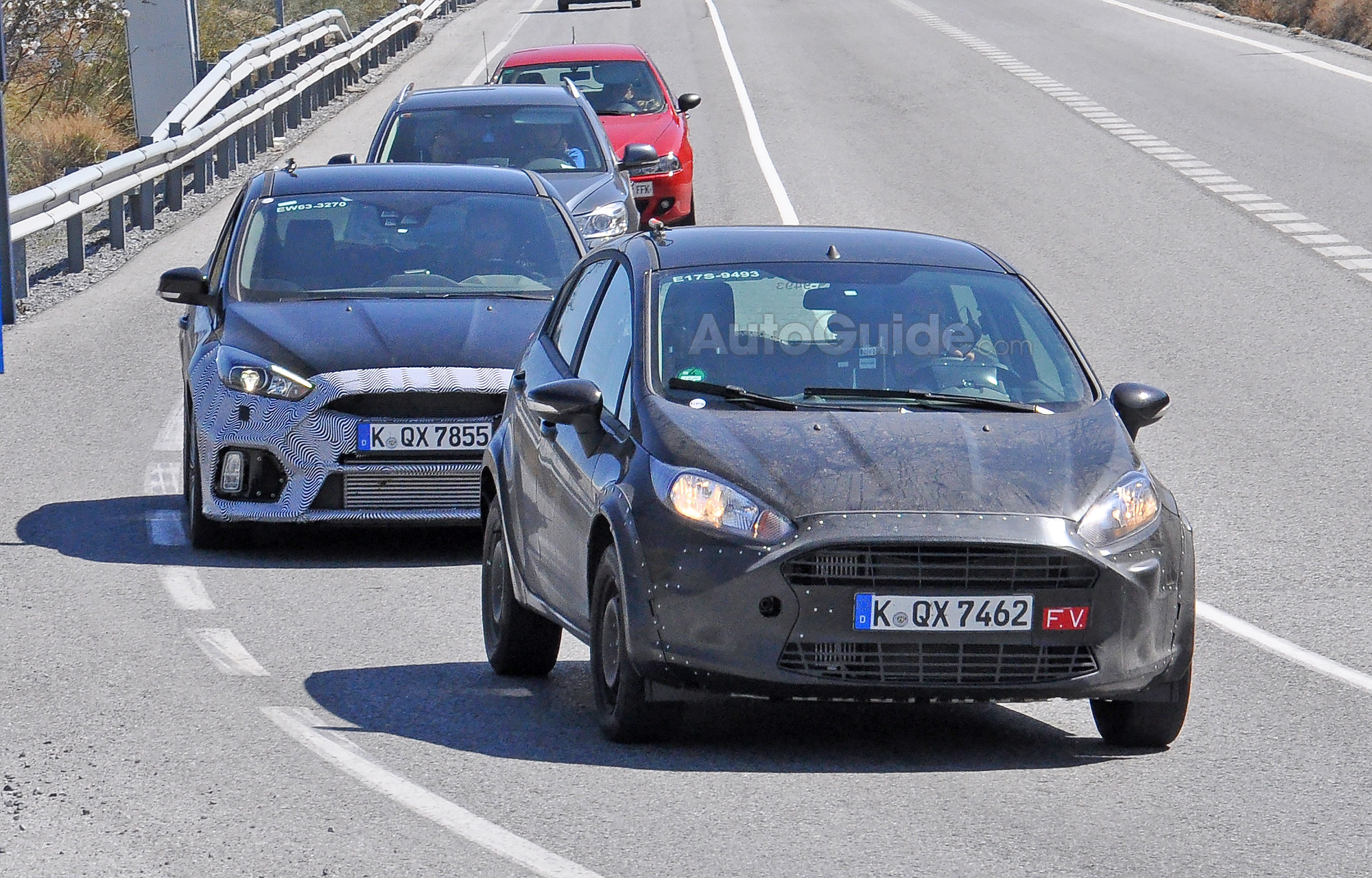 Ford Fiesta Rs 2017 >> Ford Fiesta Rs Rumored To Arrive In 2017 With 250 Hp