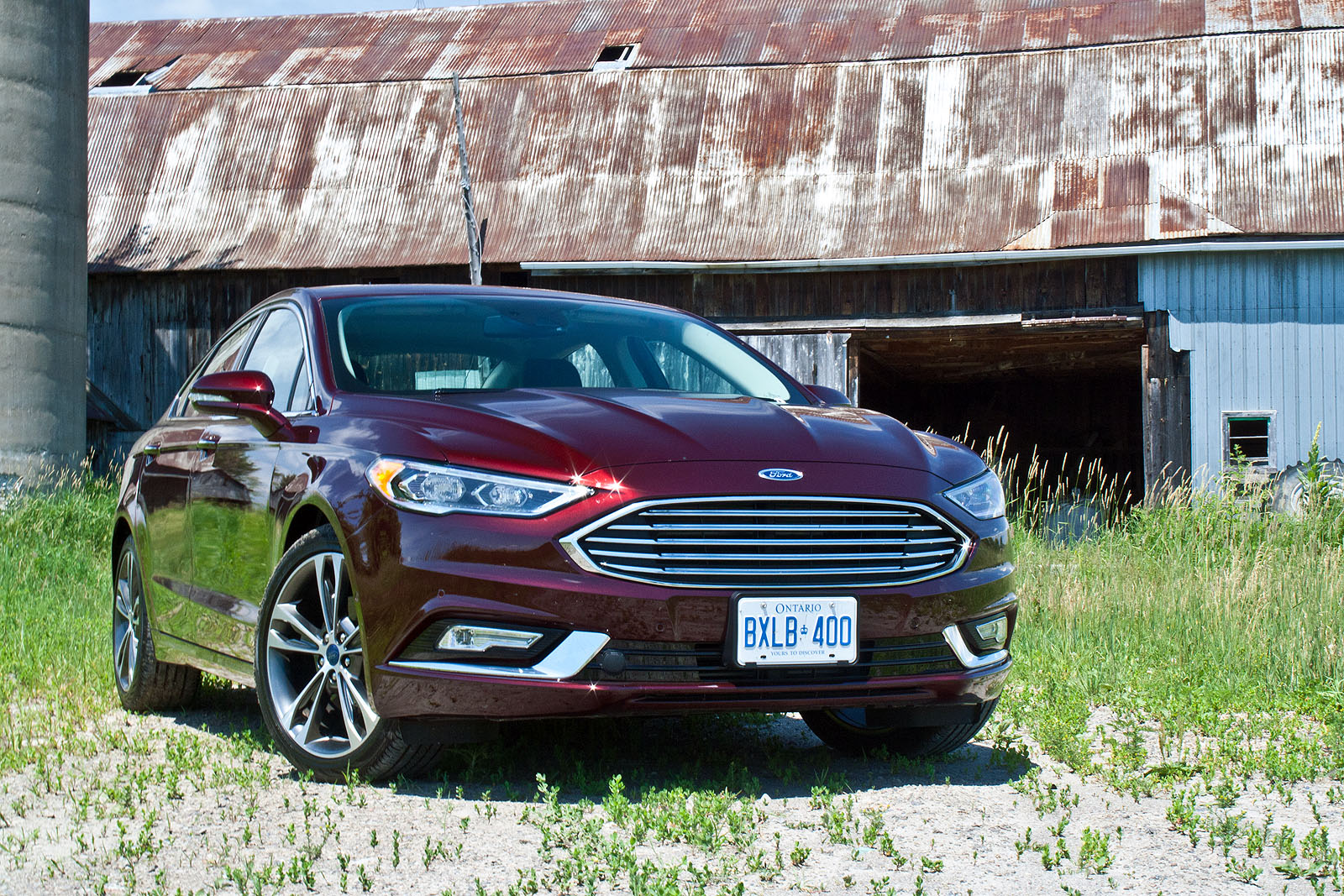 2020 Ford Fusion Review - AutoGuide.com
