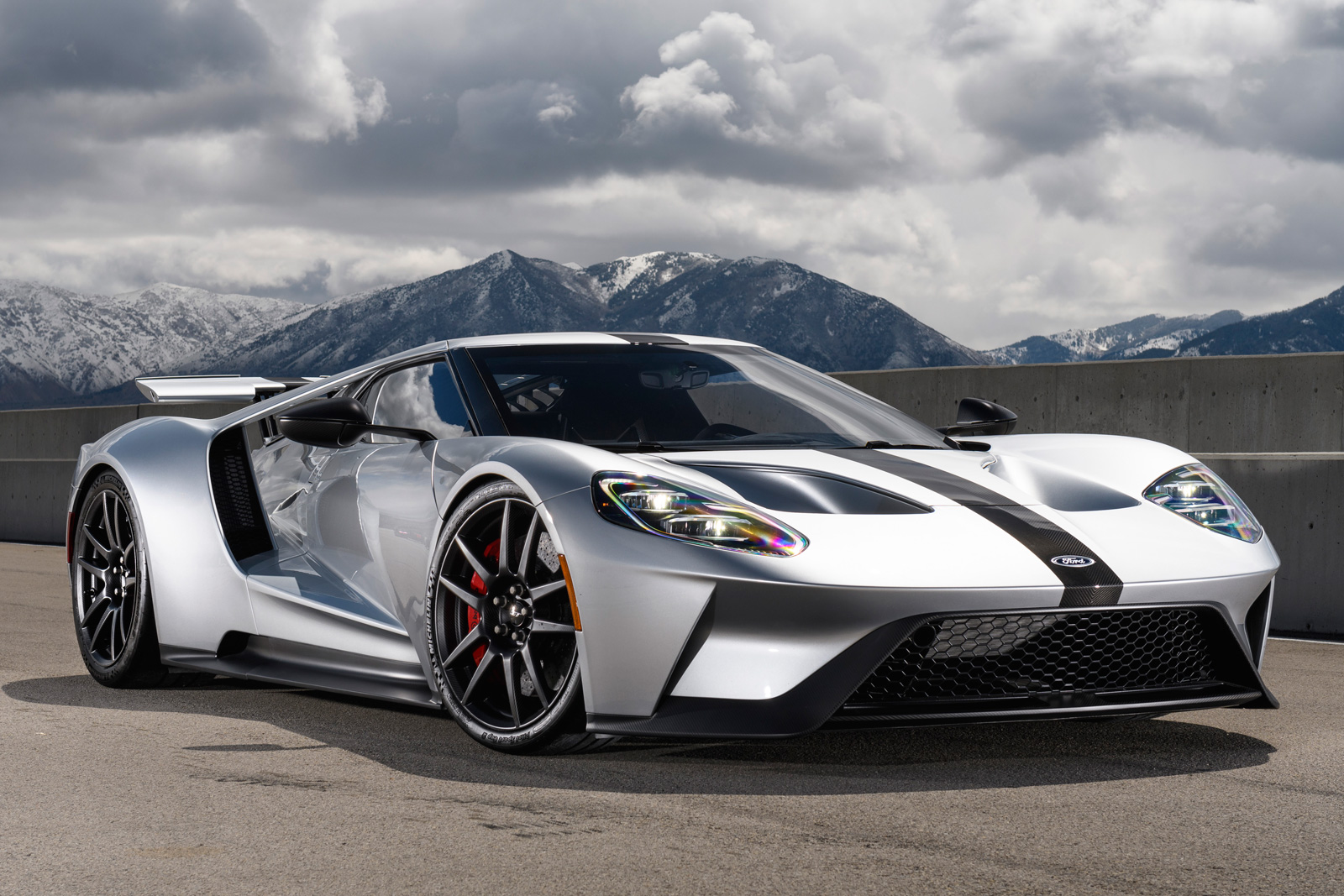 2018 ford gt. beautiful ford 2018 ford gt competition series with ford gt