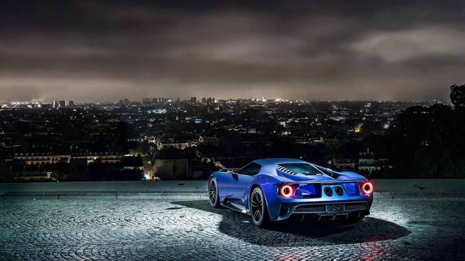 Ford Gt Official
