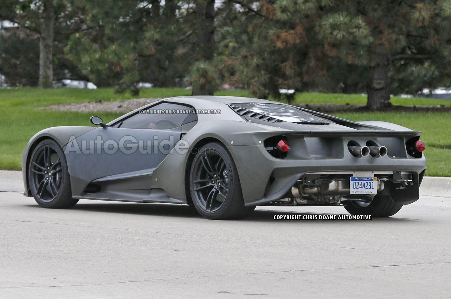 2017 Ford GT - A Sensation And A Future Investment