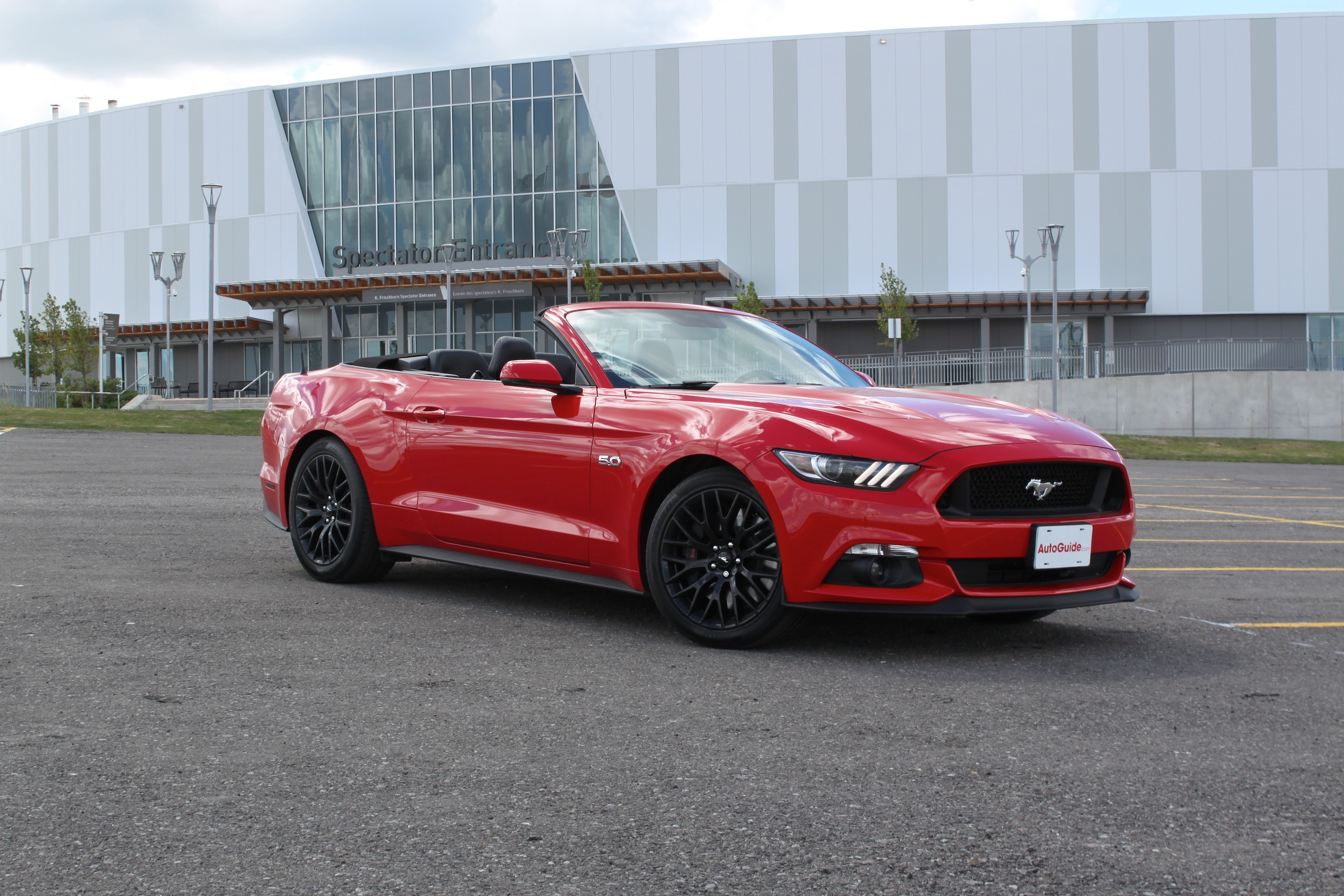 2017 mustang gt convertible review 2