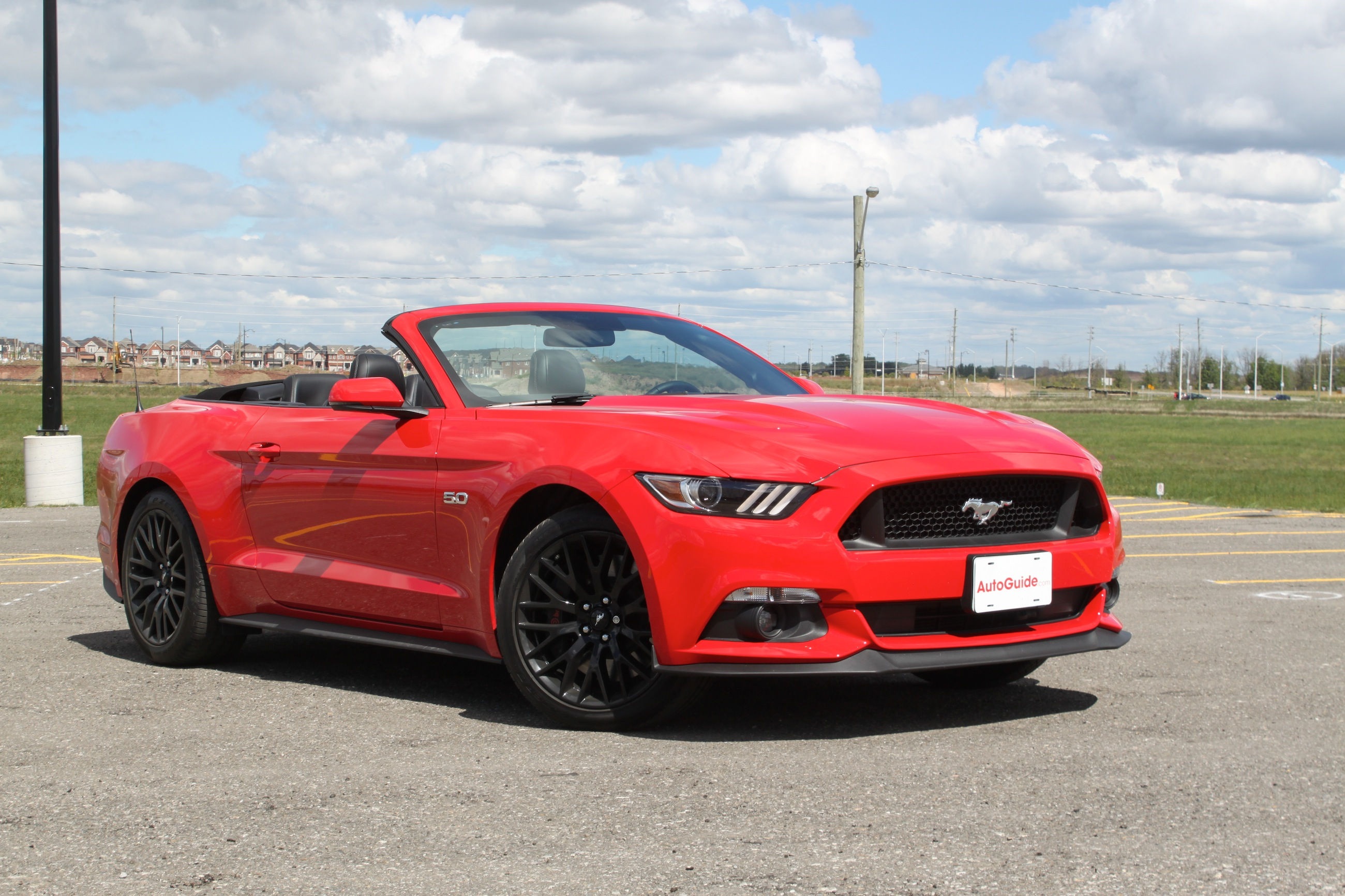 2017 Mustang Gt Convertible Review 9