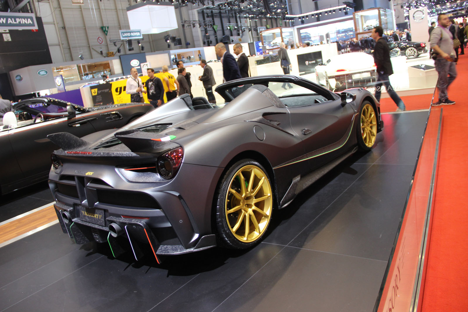 Gallery Supercars That Dominated The Geneva Motor Show