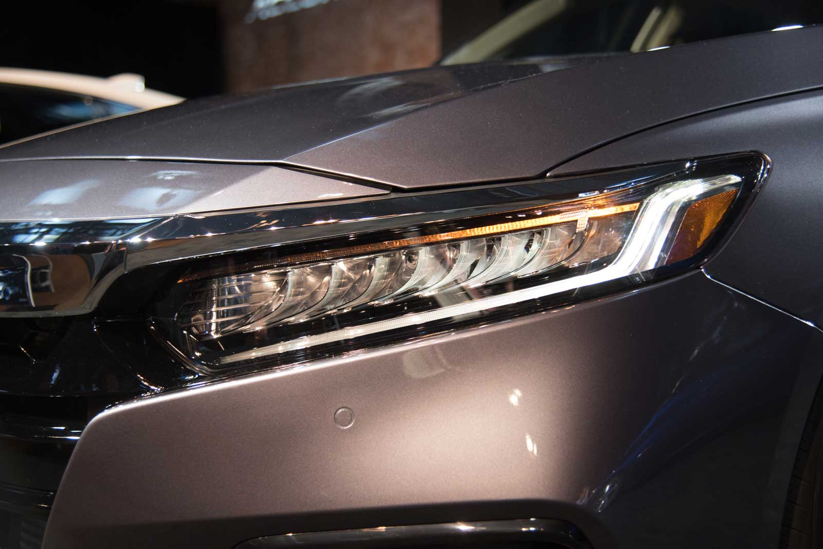 2018 Honda Accord Headlight 01