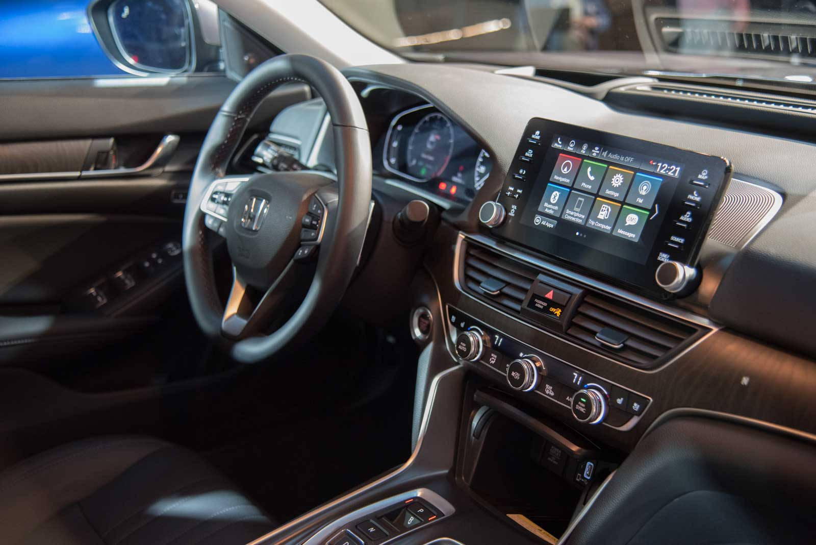 2018 Honda Accord Interior 06