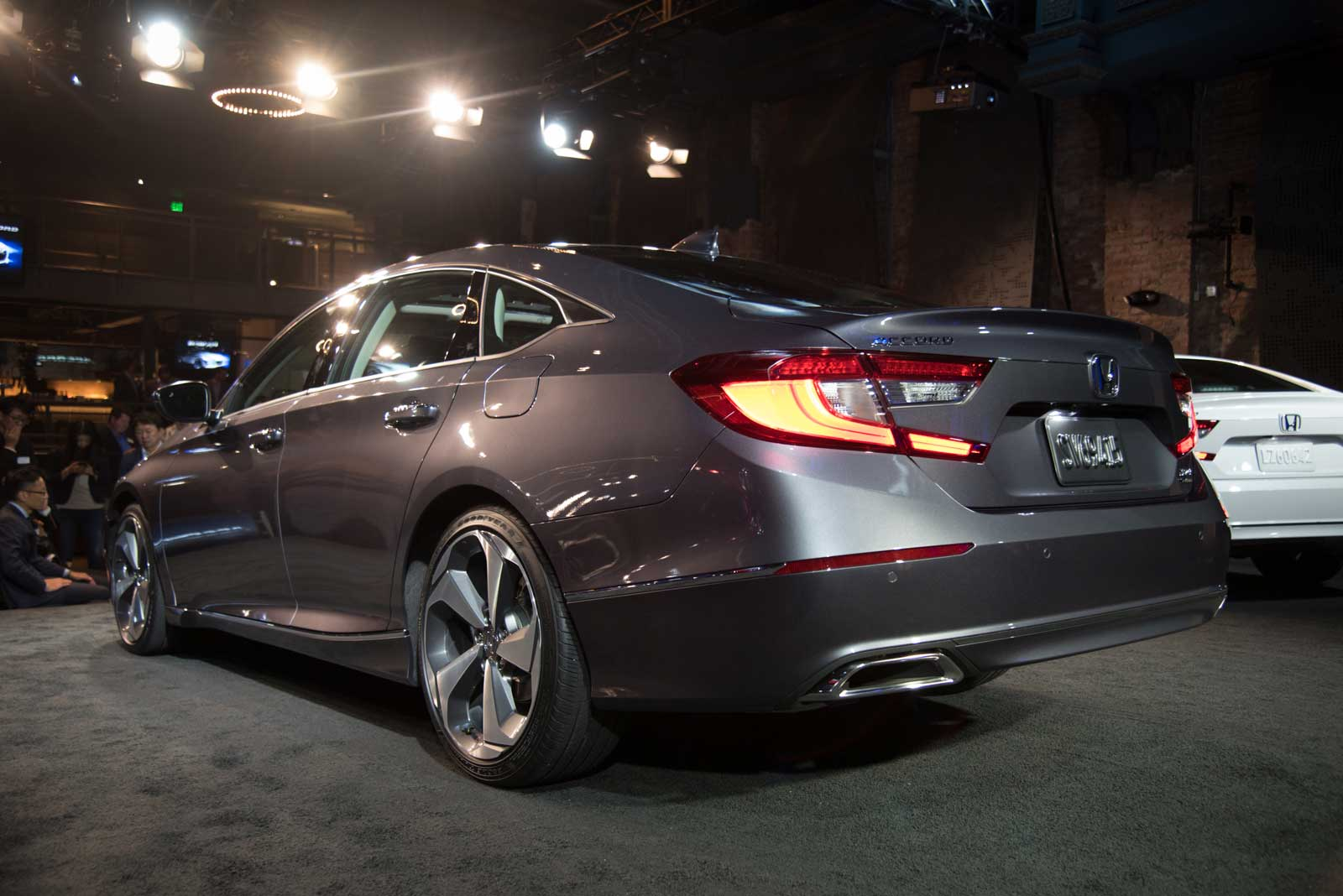 2018 Honda Accord Debuts With Turbo Engines 10 Sd Transmission
