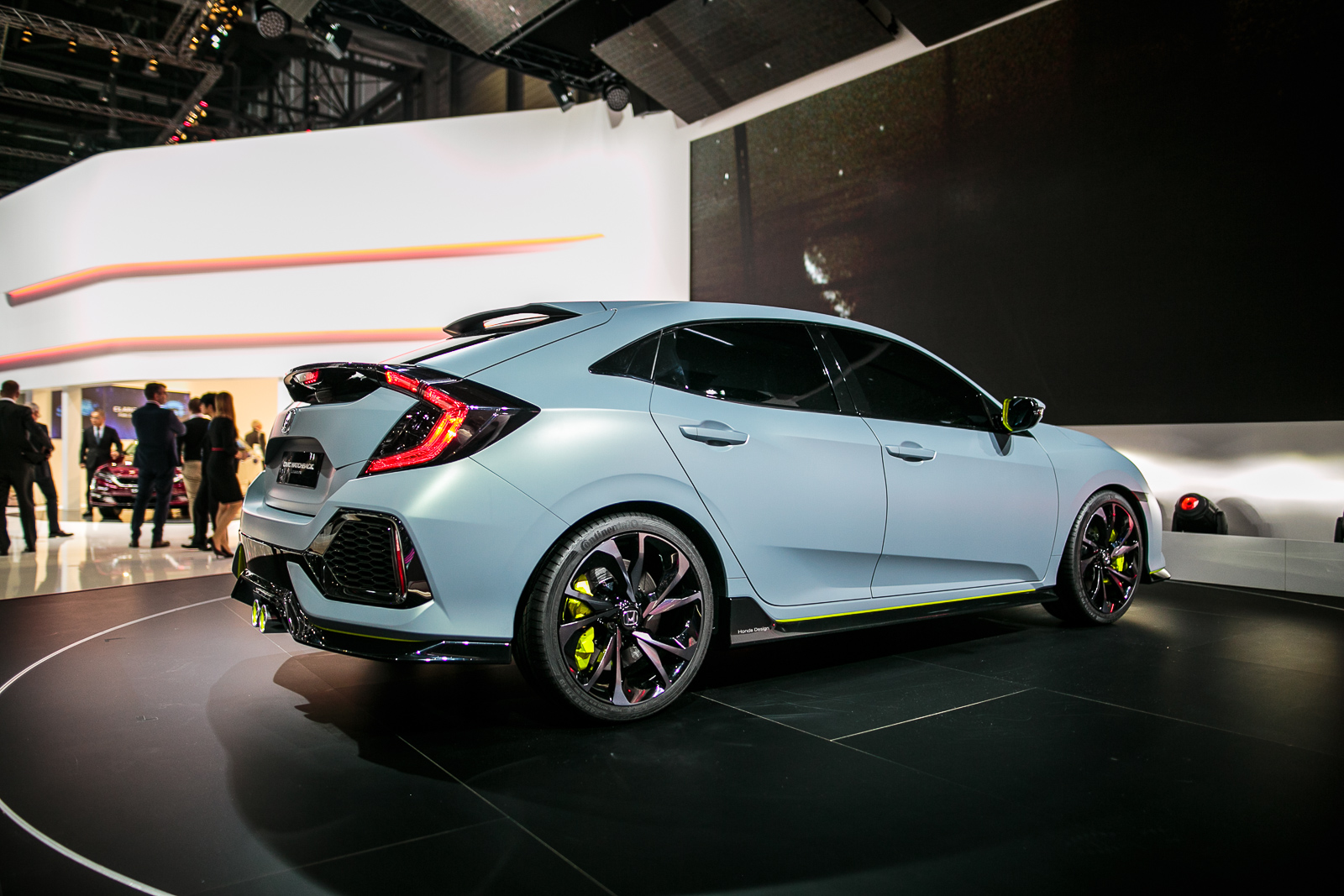 2017 Honda Civic Coupe 4