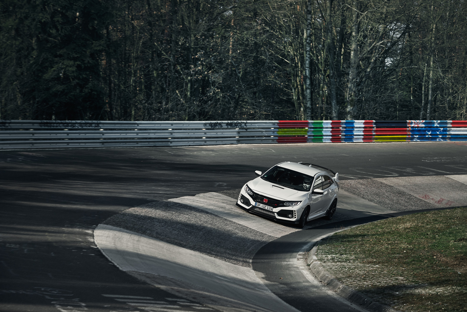 Top Cars The Honda Civic Type R Beats On The Nurburgring