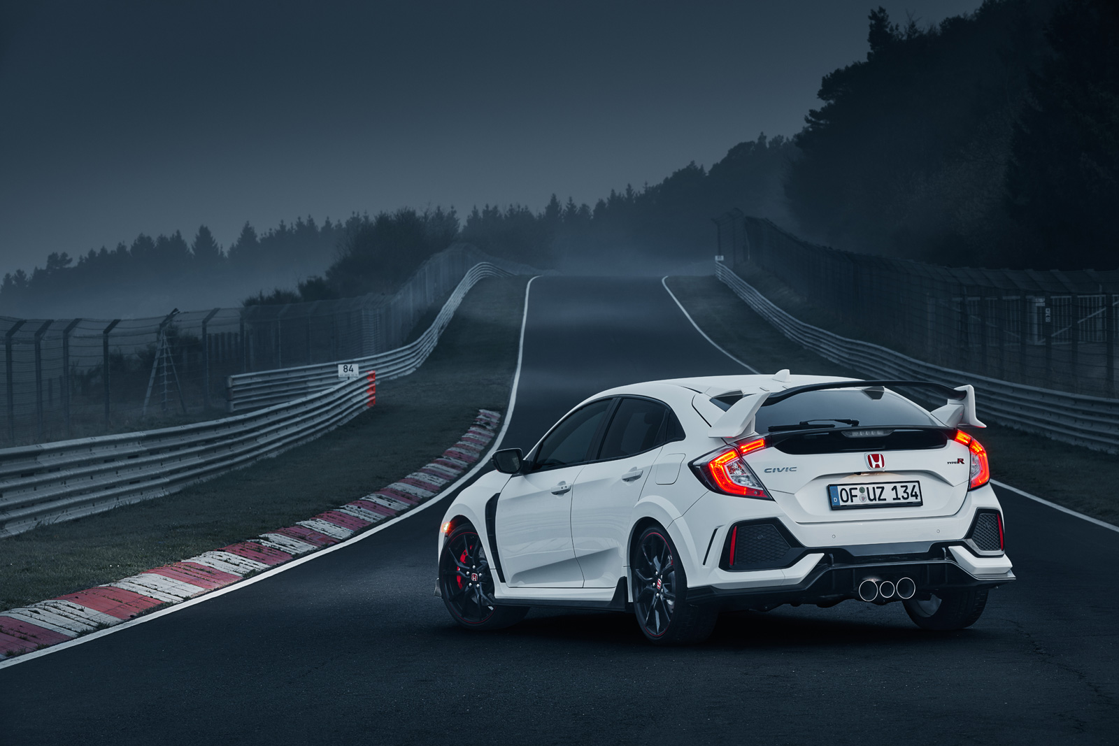 Top 10 Cars The Honda Civic Type R Beats On The Nurburgring