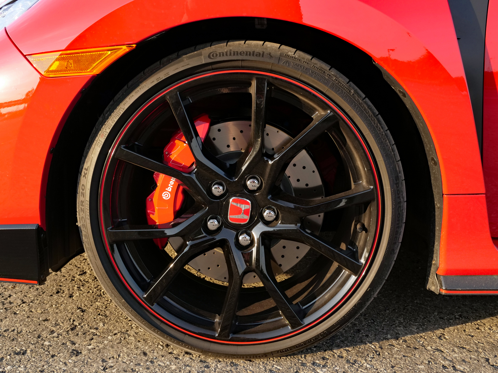 2018 Honda Civic Type R Rims - Honda Civic