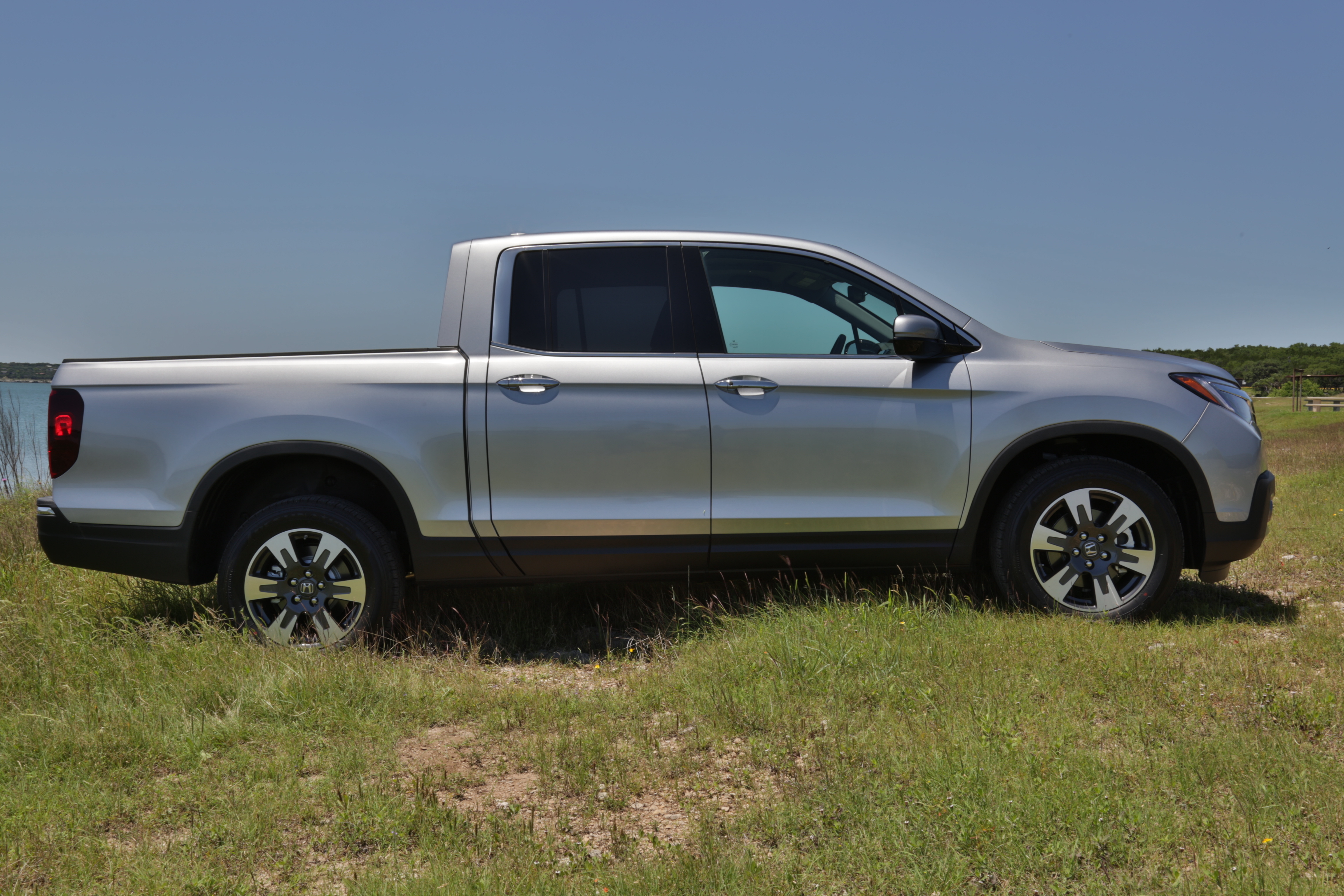 2017 Honda Ridgeline Towing Review Boat With Profile