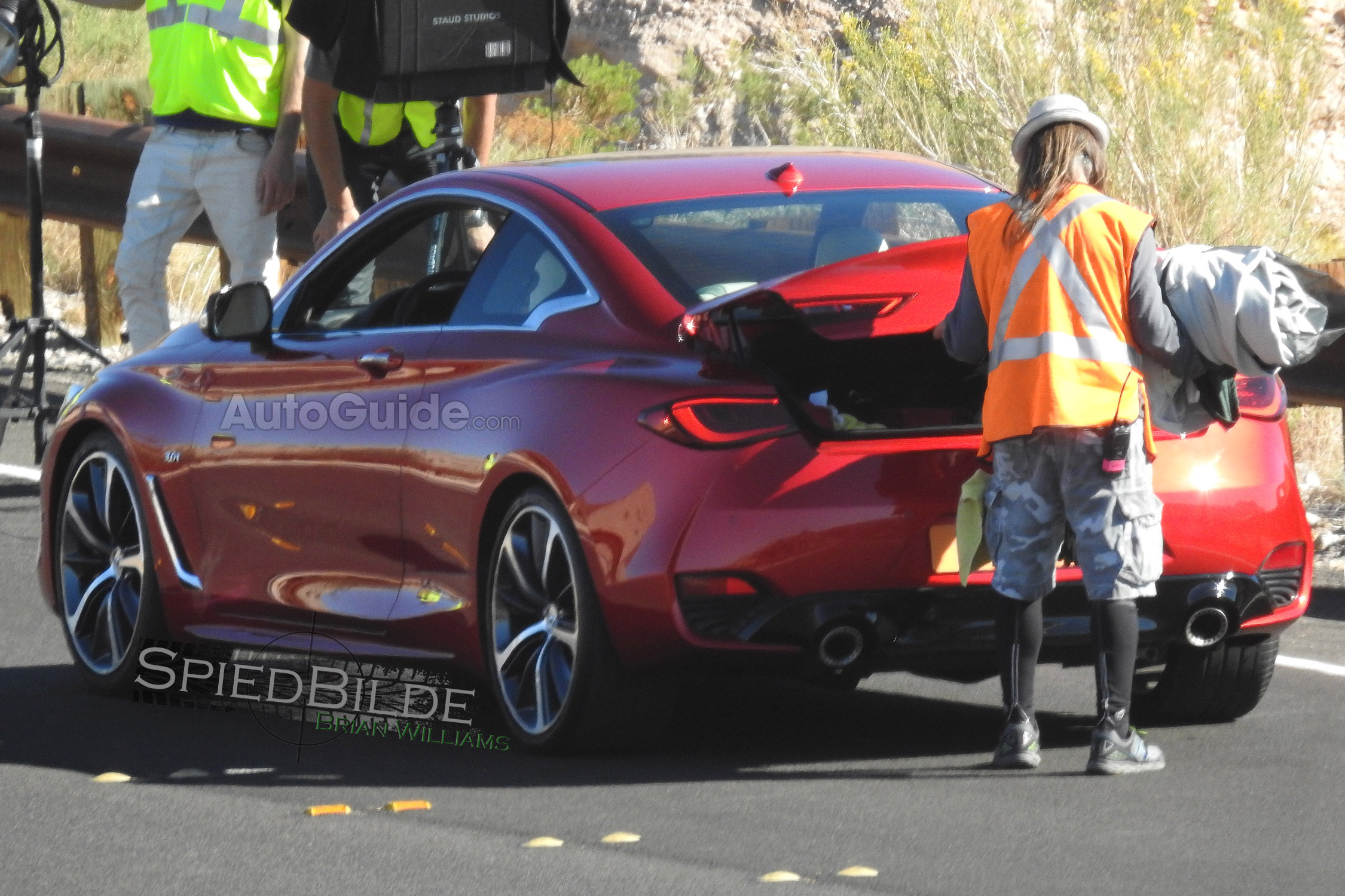 Here is the 2017 Infiniti Q60 Coupe AutoGuide News