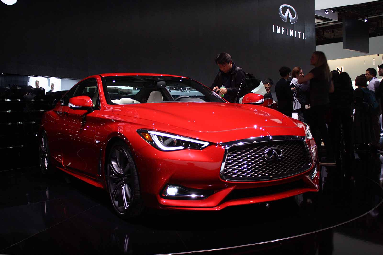2017 infiniti q60 coupe gets turbocharged news. Black Bedroom Furniture Sets. Home Design Ideas
