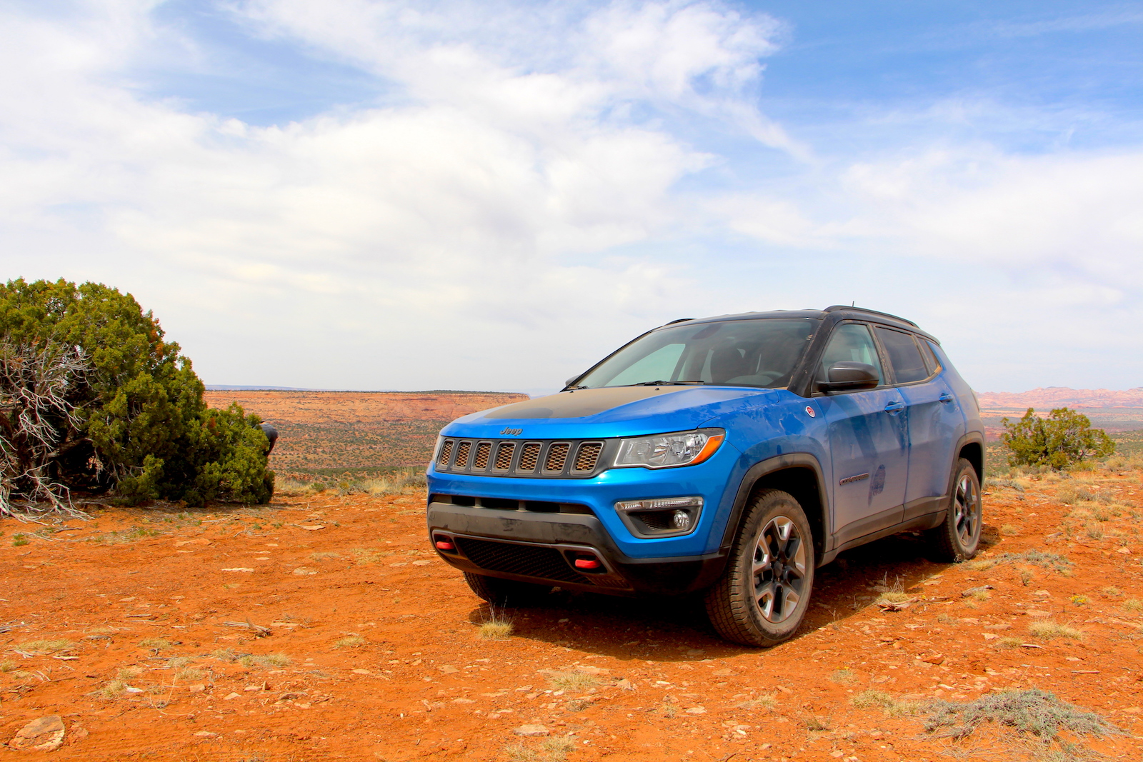 2017 jeep compass trailhawk review news. Black Bedroom Furniture Sets. Home Design Ideas