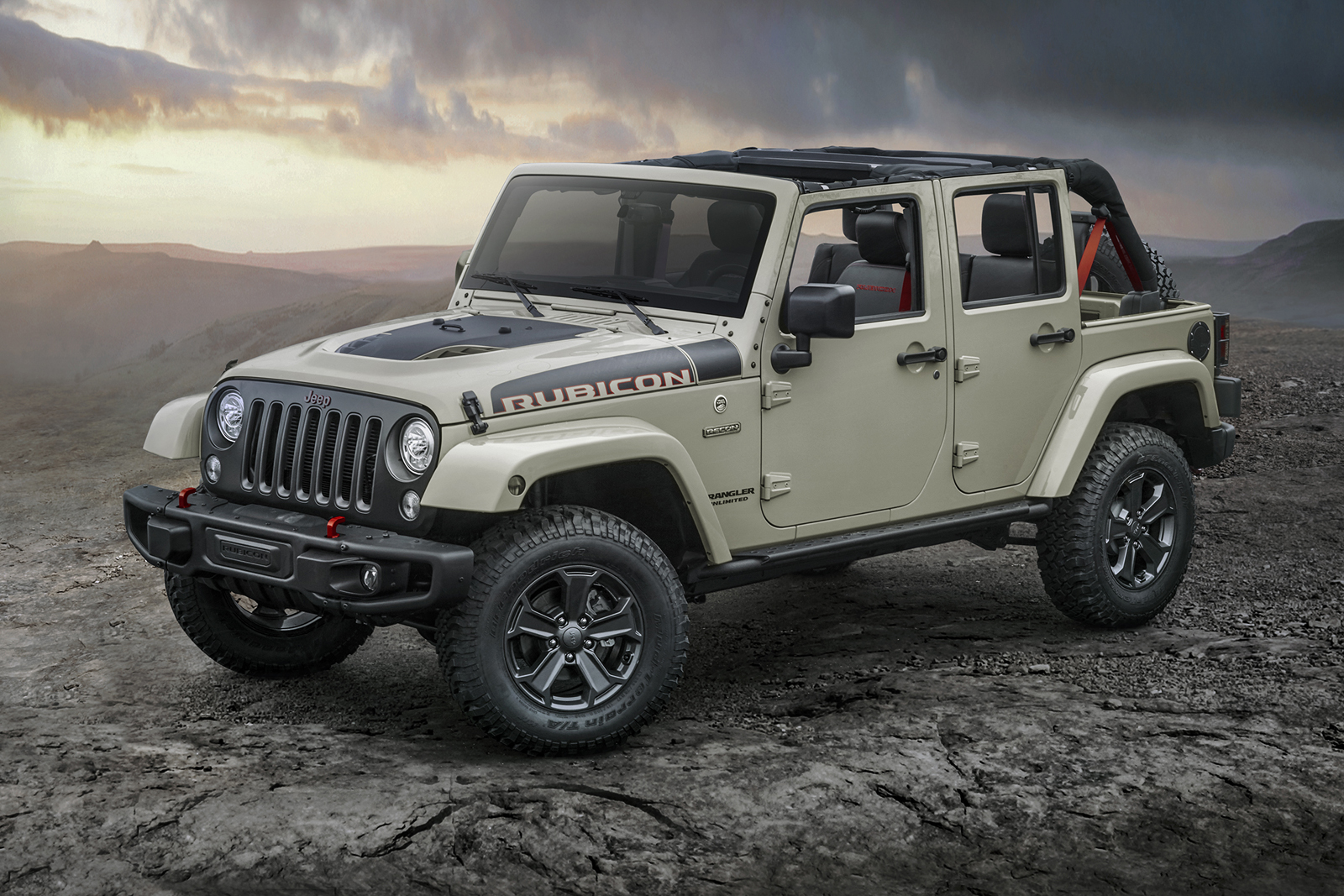 jeep adds wrangler rubicon recon edition to lineup news. Black Bedroom Furniture Sets. Home Design Ideas