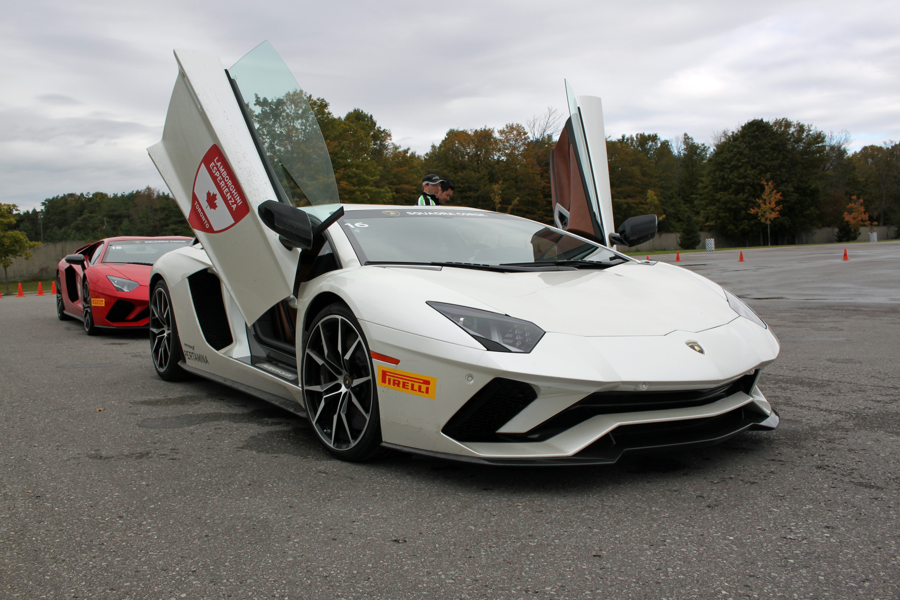 2017 lamborghini aventador s track test news. Black Bedroom Furniture Sets. Home Design Ideas