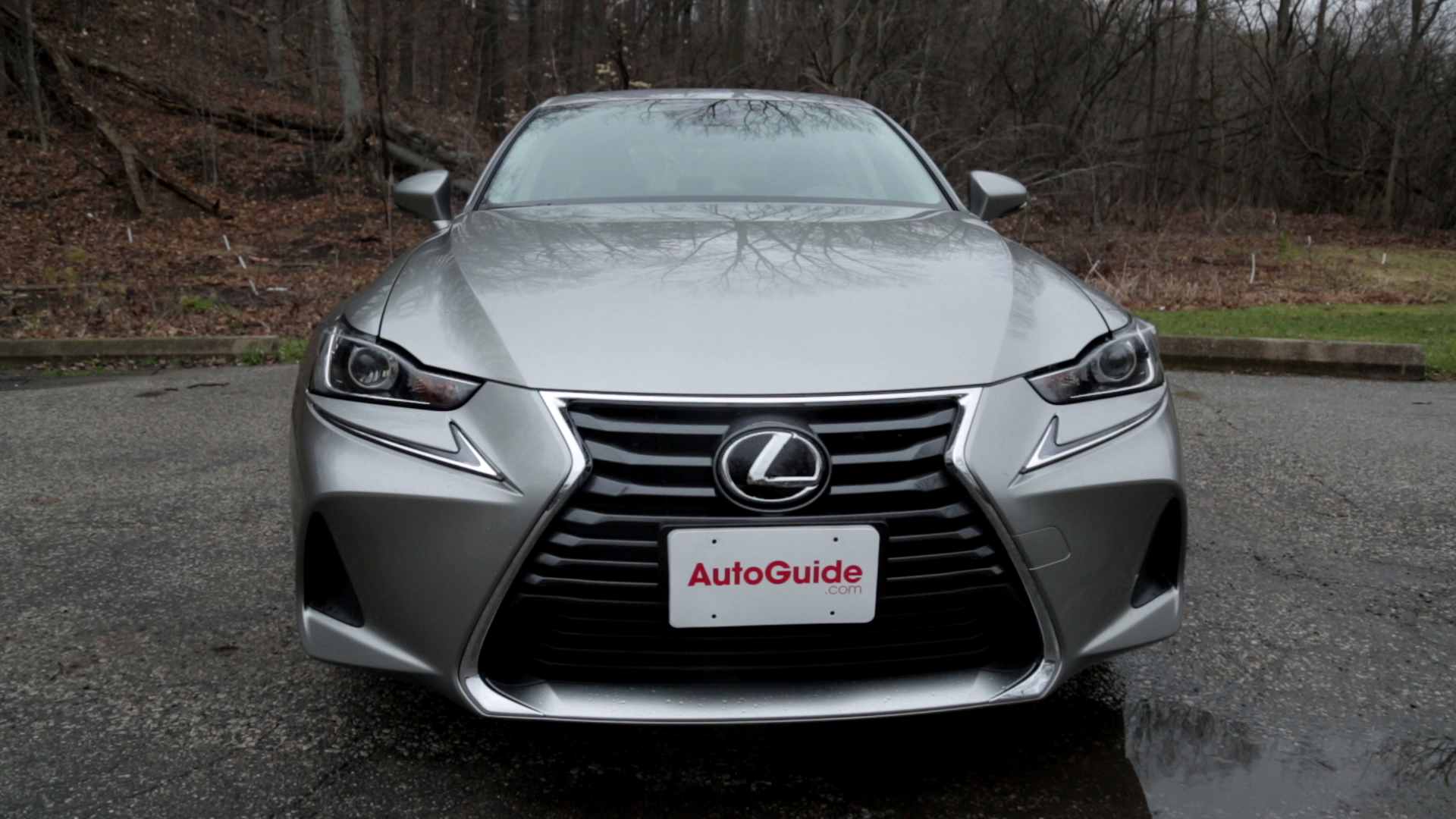 2017 Lexus IS 300 AWD Review