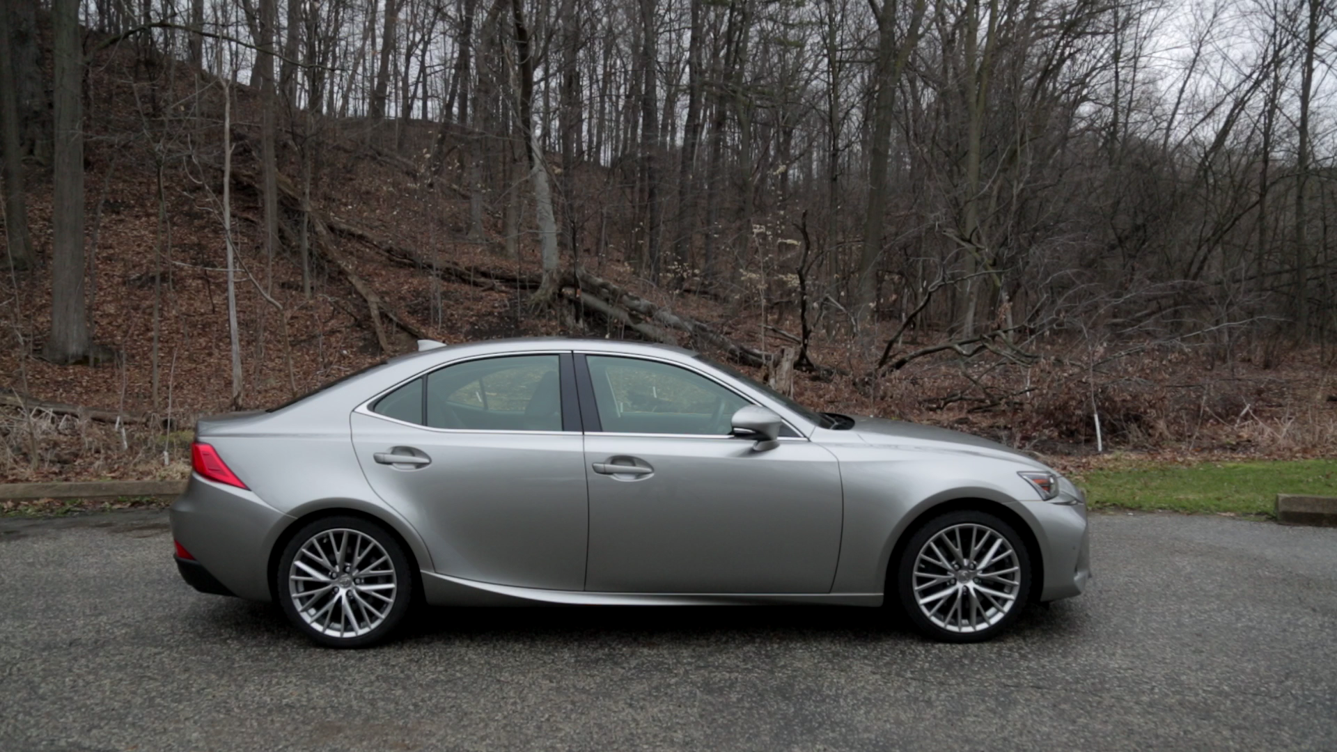 2017 Lexus Is 300 Awd Review 14