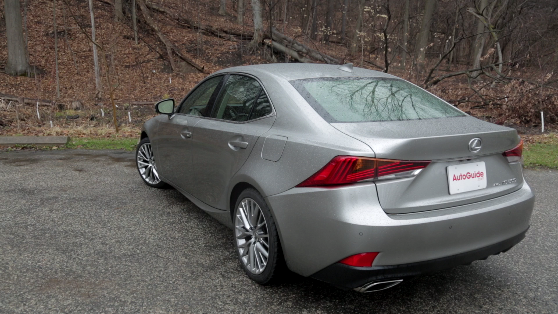 2017 Lexus Is 300 Awd Review 4