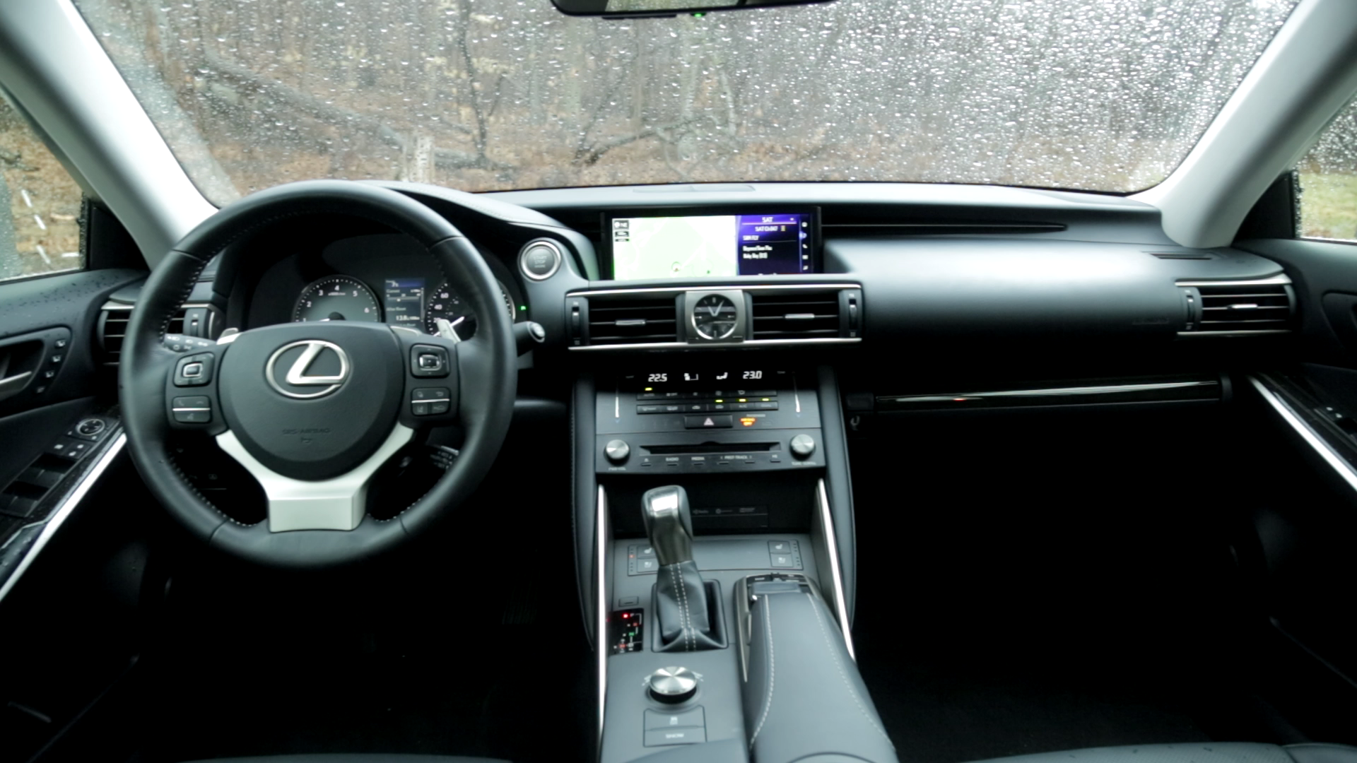 2017 Lexus Is 300 Awd Review 7