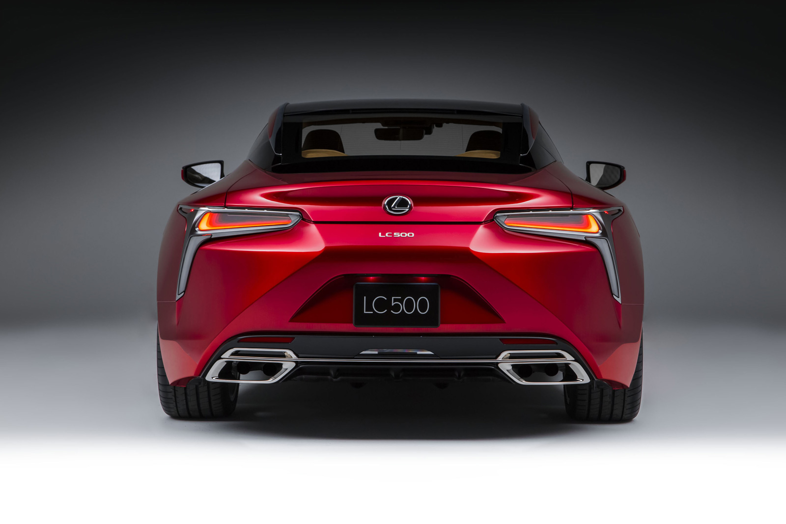 lexus lc to get convertible, hybrid and high performance variants