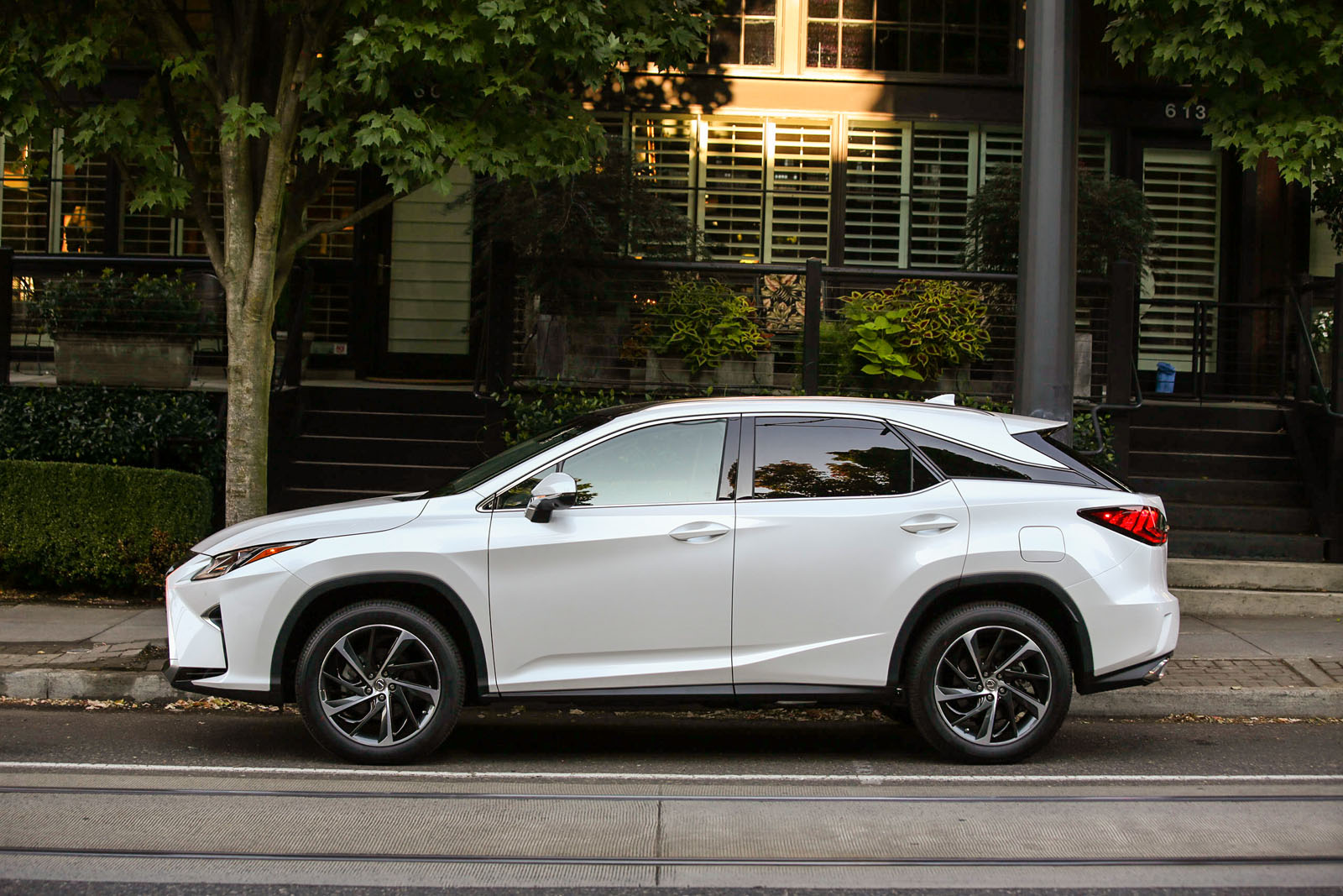 the bold automotive drive recent with maintained review but since a leaves its test and conservative reviews blog debut rx has styling aggressive lexus redesign autonation