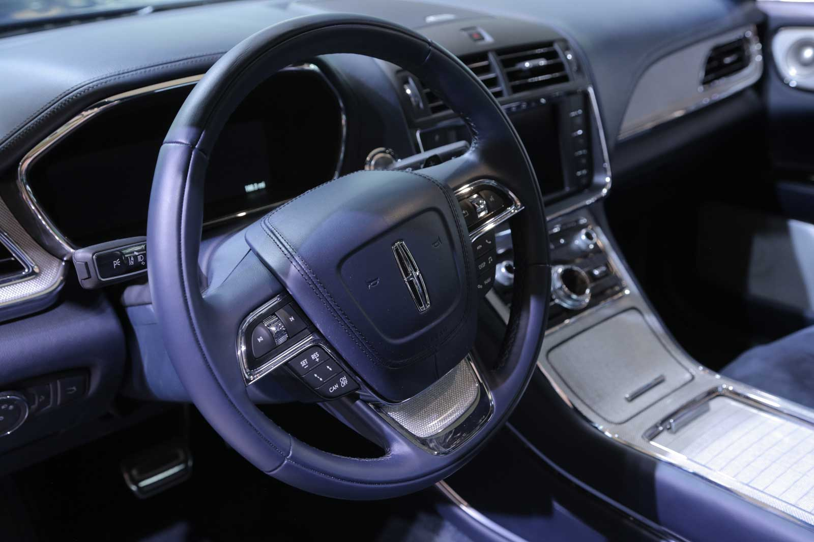X Less Than A Year Ago Lincoln Revealed Its Continental Concept