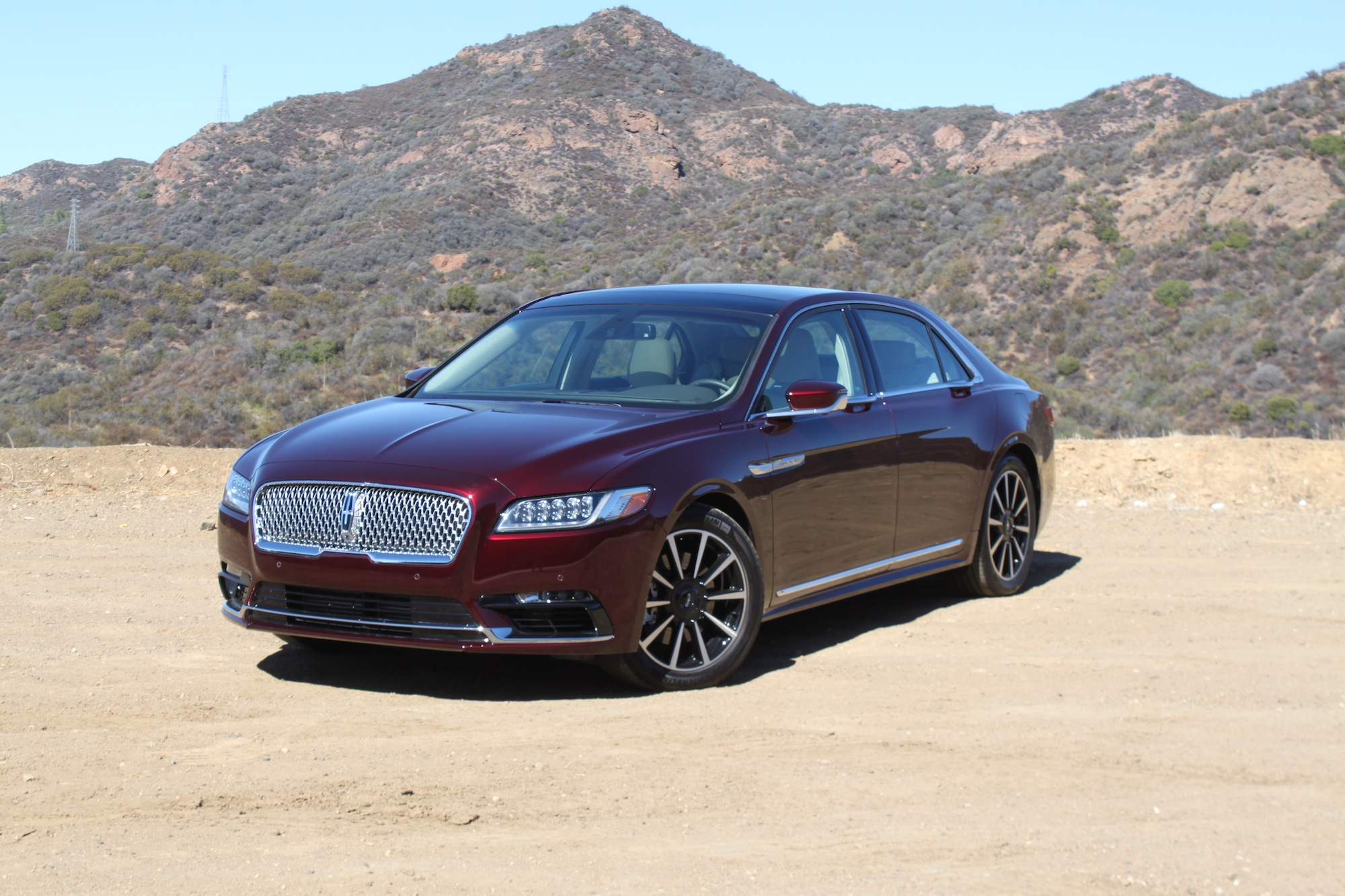 Ford Mustang 2016 >> 2017 Lincoln Continental Review - AutoGuide.com