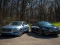 2017-Lincoln-Continental-Reserve-And-2017-Volvo-S90-Inscription-Group-Shot-01