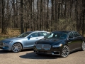 2017-Lincoln-Continental-Reserve-And-2017-Volvo-S90-Inscription-Group-Shot-02