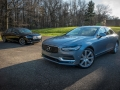 2017-Lincoln-Continental-Reserve-And-2017-Volvo-S90-Inscription-Group-Shot-05