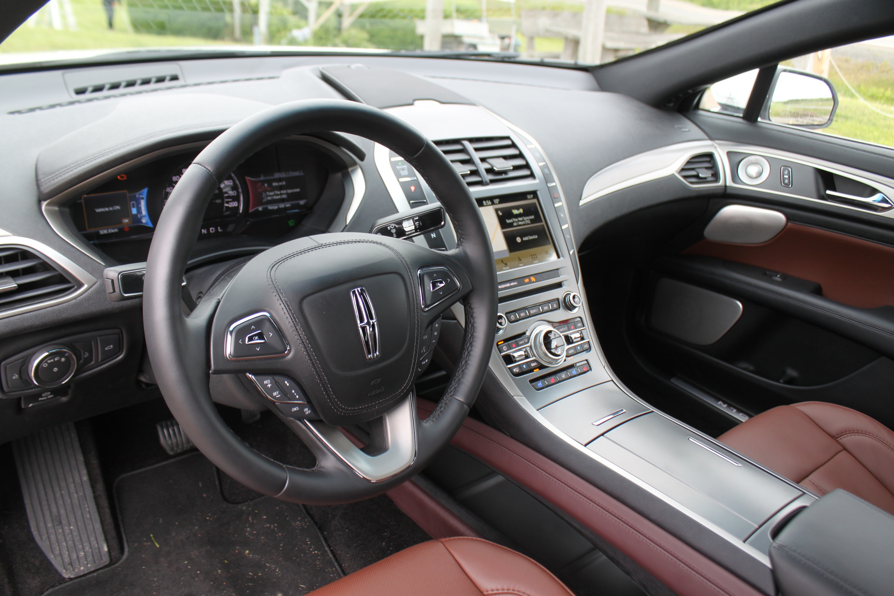 ... 2017 Lincoln MKZ Review Interior 7 ...