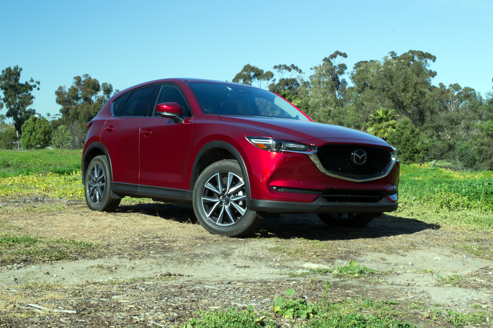2018 Mazda Cx 5 Pros And Cons Autoguide Com News